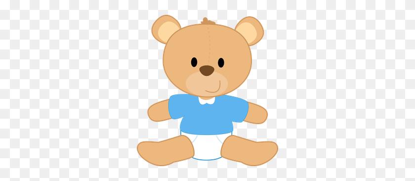 Ursinhos E Ursinhas - Cute Teddy Bear Clipart