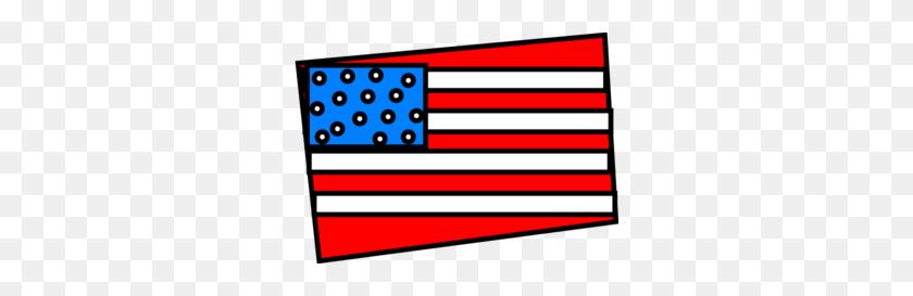 299x213 Usa Flag Clip Art - Maryland Flag Clipart