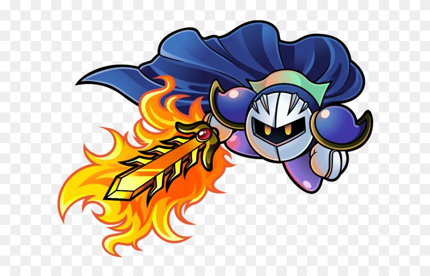 V - Meta Knight PNG