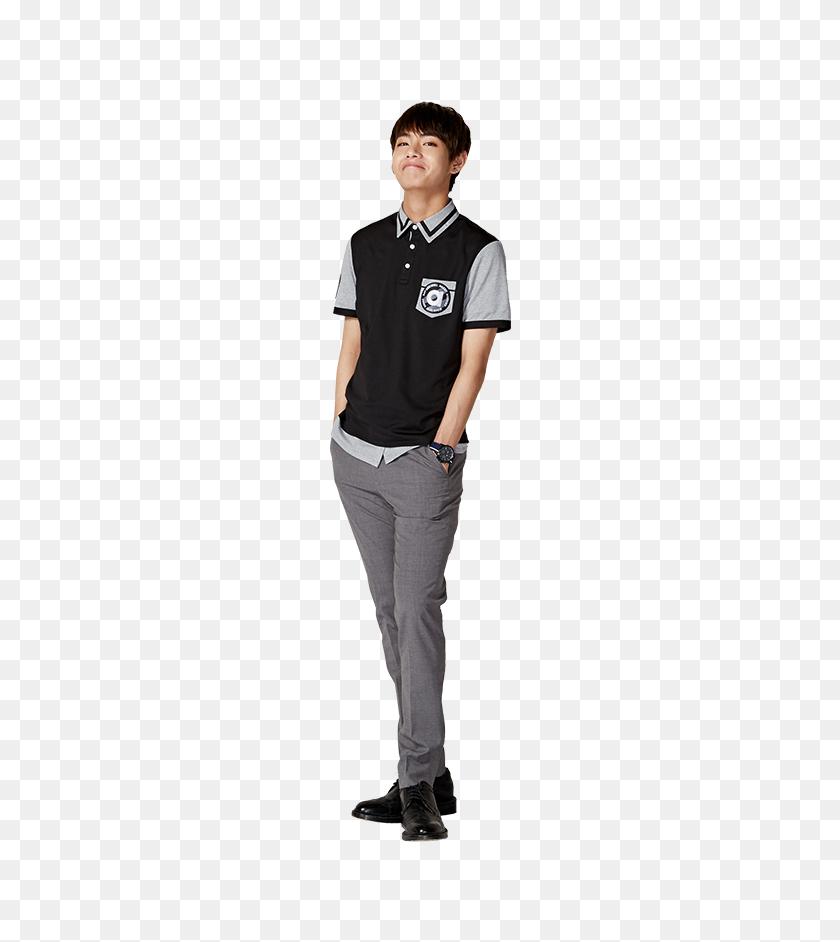 588x882 V Bts - Taehyung PNG