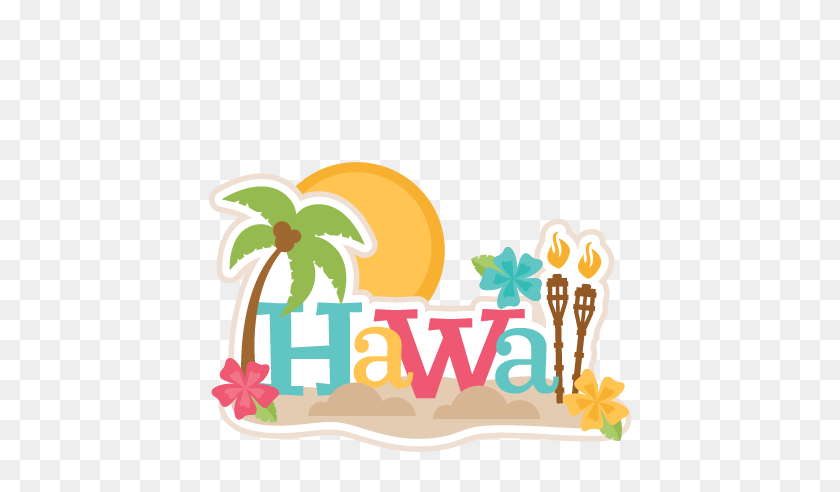 Vacation Clipart Hawaii Vacation - Vacation Clip Art Free