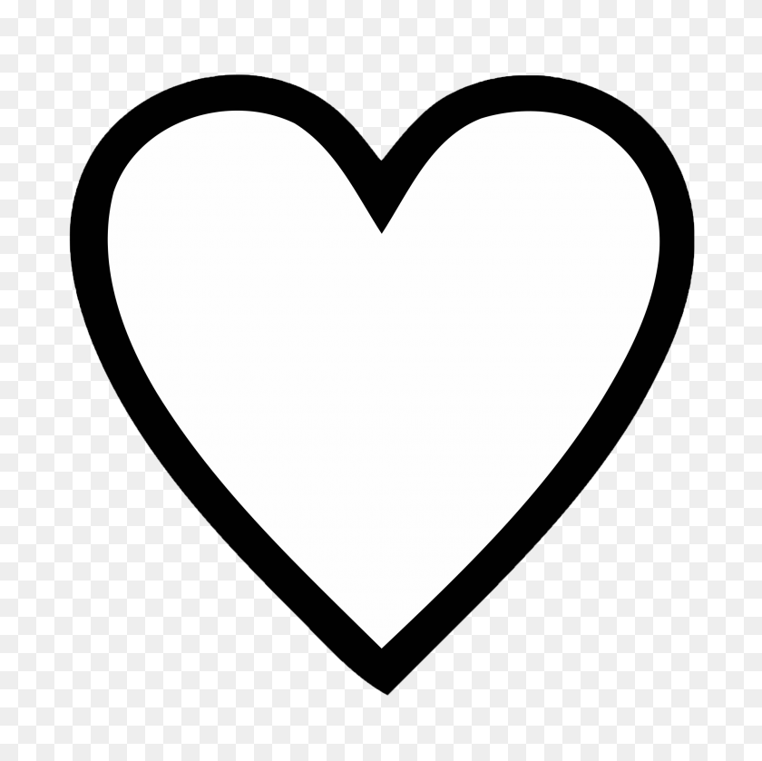 Valentine Craft Heart, Valentines - Valentines Day Black And White Clip Art