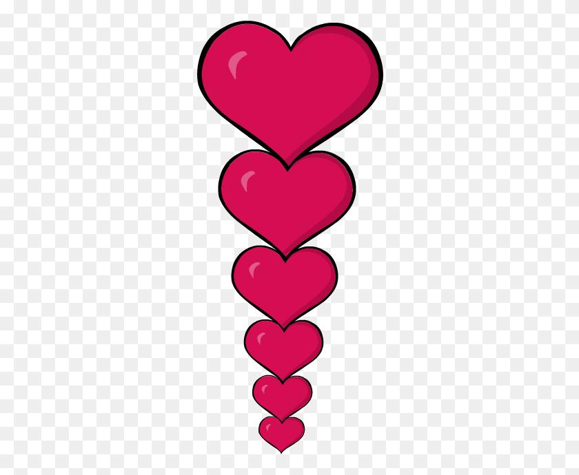 Valentine's Border Cliparts - Love Border Clipart
