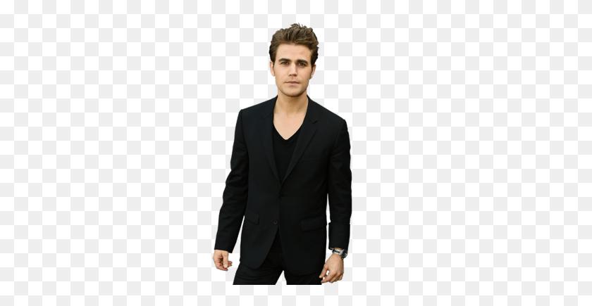 Vampire Diaries' Paul Wesley On Hero Fatigue, Stelena's Future - Male Model PNG