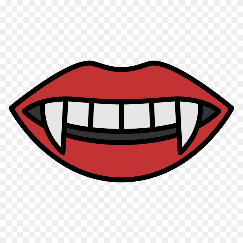 Vampire Teeth Png High Quality Image - Vampire Fangs Clipart