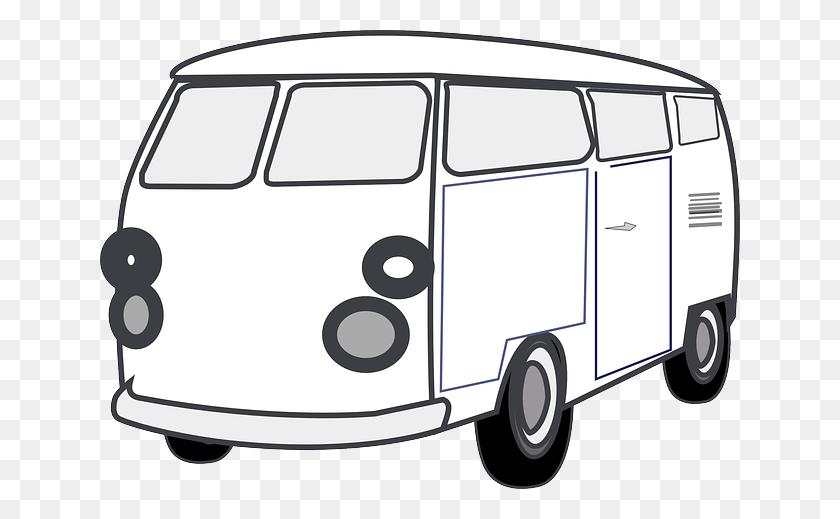 Van Clip Art - School Bus Driver Clipart