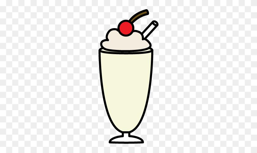Vanilla Milkshake With Whipped Cream With Whipped Cream Ra Ideas - Vanilla Clipart
