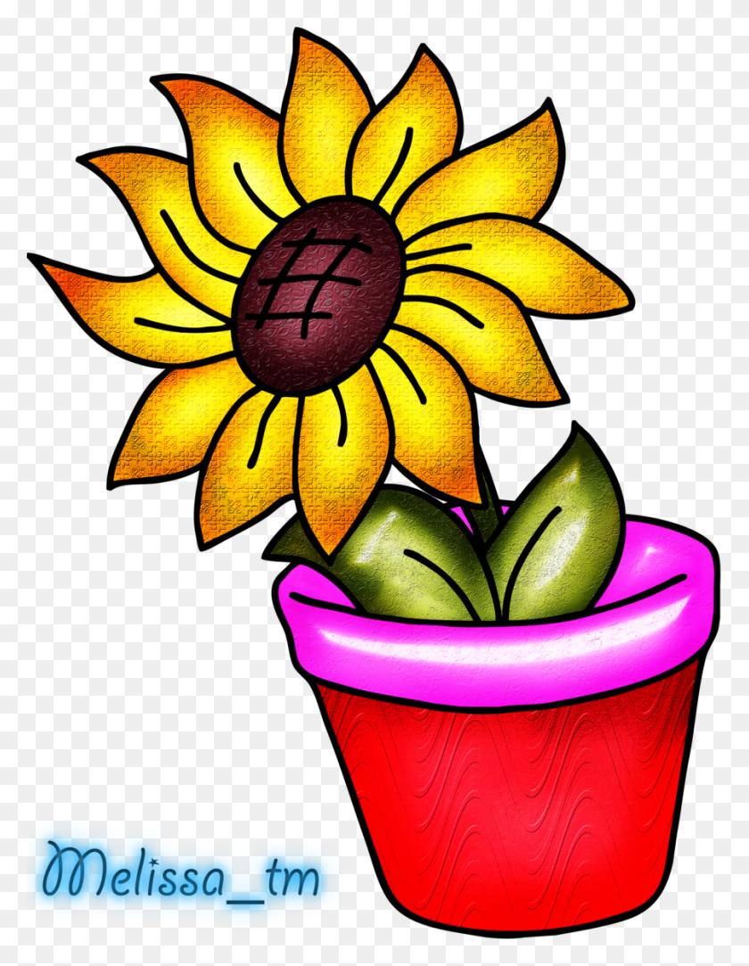 Vase Flowers Clip Art Download - One Dollar Bill Clipart