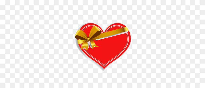 Vector - Valentine Heart PNG