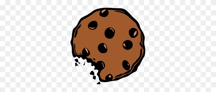 Vector Clipart Cookie - Drain Clipart