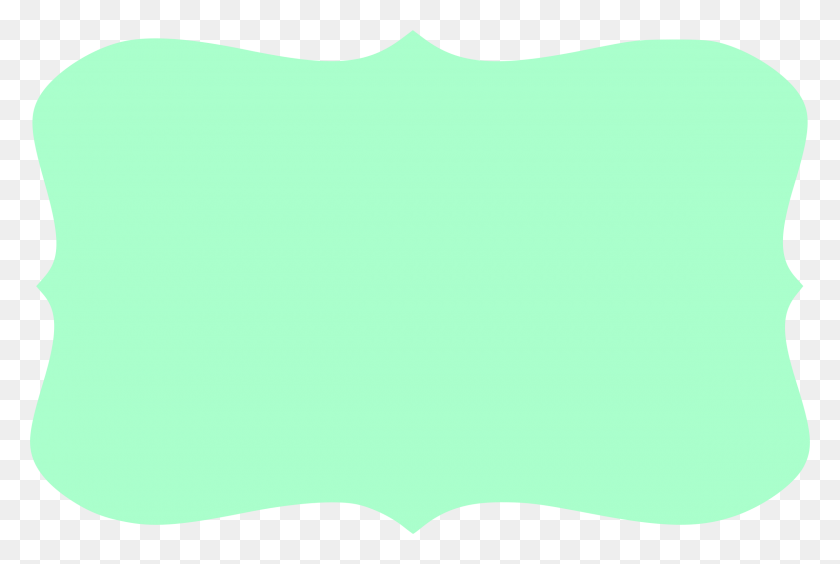 Vector Frame Clipart Fancy Word - Word Clip Art Borders