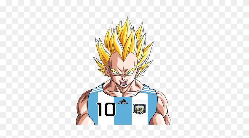 Vegeta Argentina Dbs Dbz Dragonball Z Png - Vegeta PNG