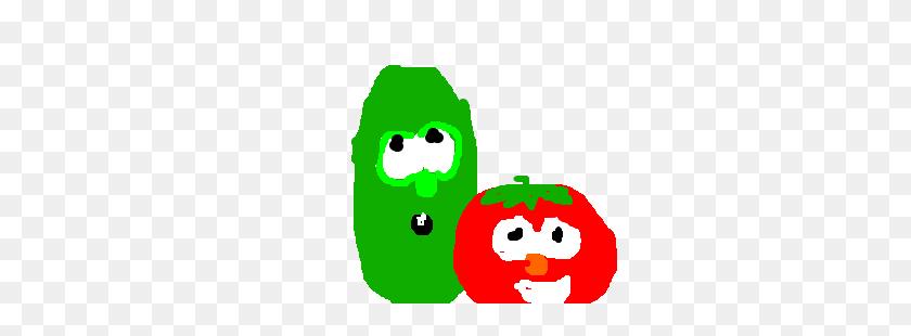 Veggie Tales - Veggie Tales Clipart