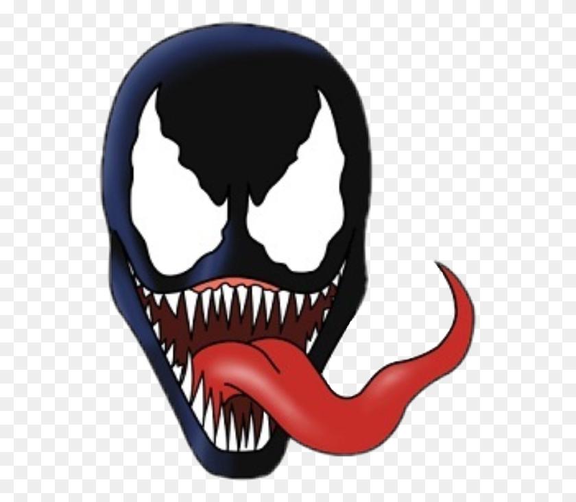 Venom Superheroes Marvel - Venom Clipart