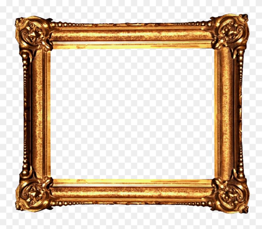 Victorian Frame Png Transparent Victorian Frame Images - Picture Frame PNG