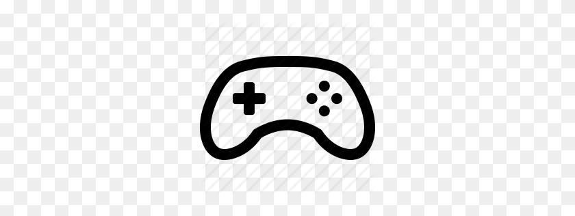 Video Game Controller Clip Art Transparent, Video Game Controller - Ps4 Controller Clipart