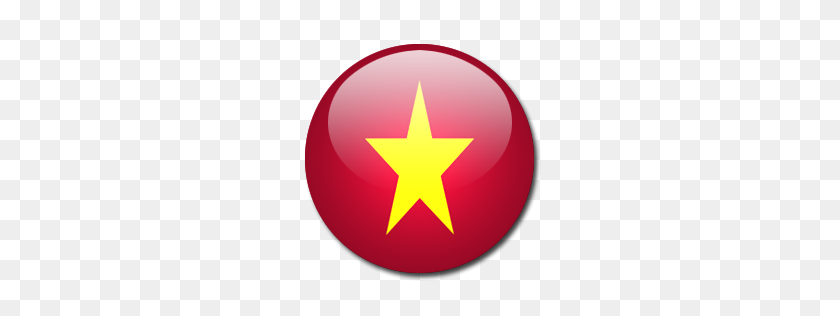 Vietnam Flag Icon Download Rounded World Flags Icons Iconspedia Vietnam Flag Png Stunning Free Transparent Png Clipart Images Free Download