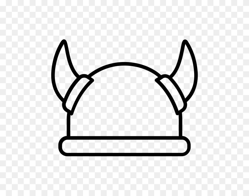 Viking Helmet Rubber Stamp Stampmore - Viking Helmet PNG