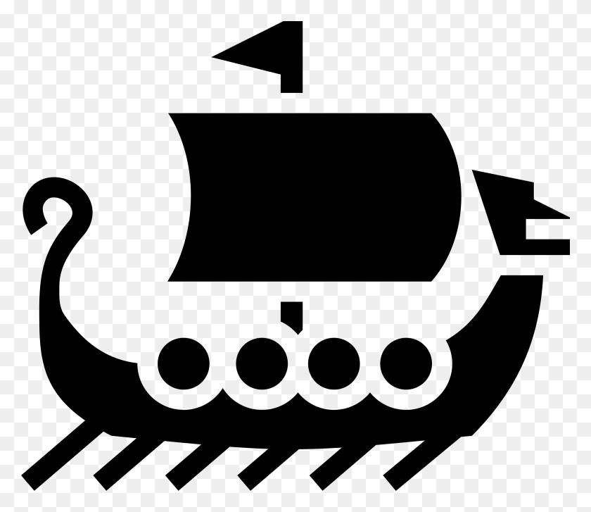 Viking Ship Clipart Viking Boat - Old Ship Clipart
