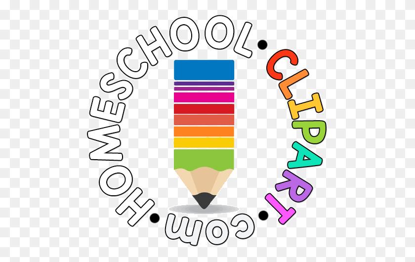 487x470 Villa Clipart Homeschool - Moon Phases Clipart