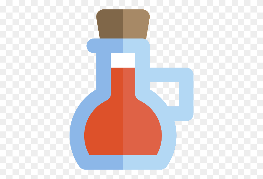 Vinegar Icon - Vinegar Clipart