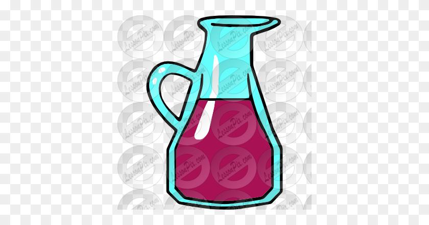 Vinegar Picture For Classroom Therapy Use - Vinegar Clipart