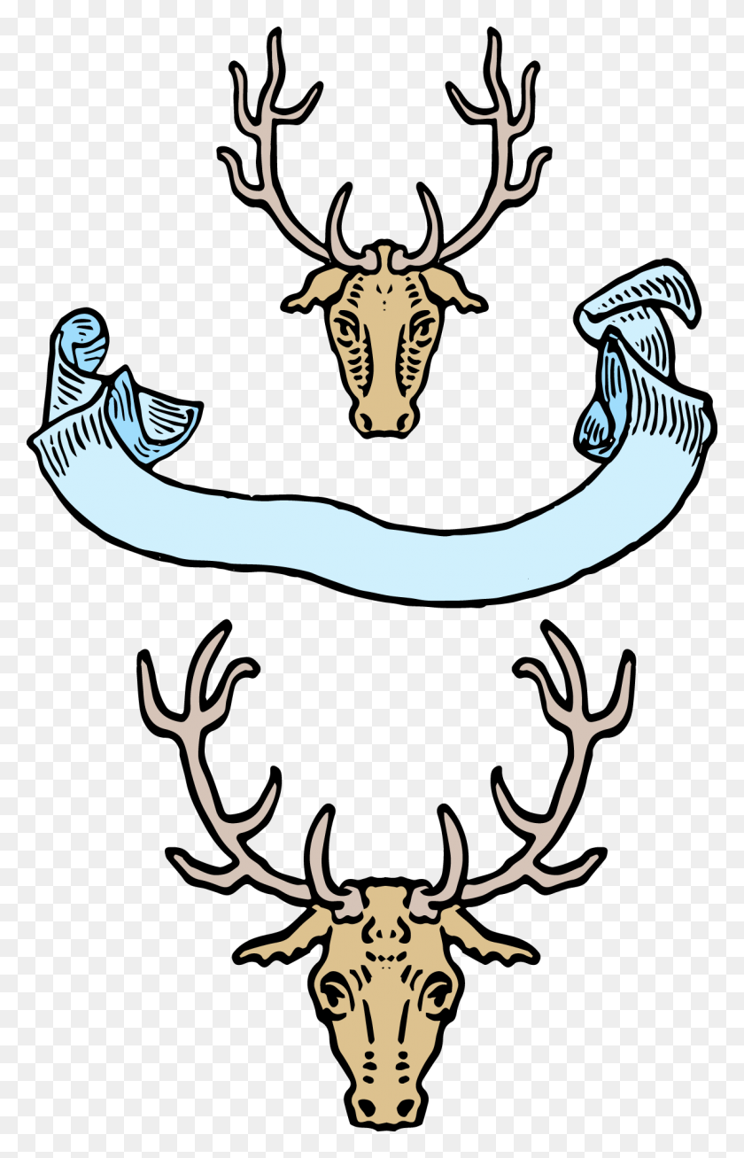 Vintage Deer Western Clipart Image Freebie Oh So Nifty Vintage - Vintage Animal Clipart