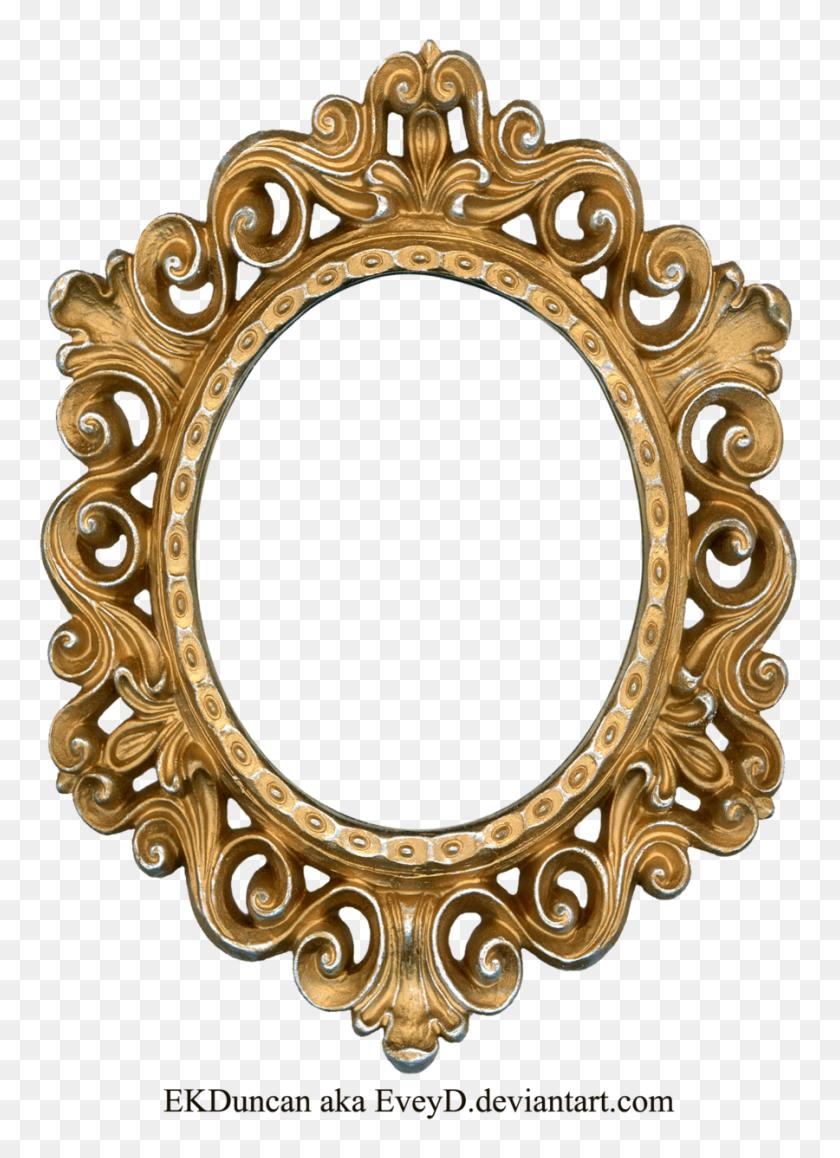 Vintage Frame Transparent Png Pictures - Fancy Frame PNG