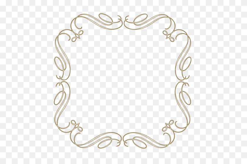 Vintage Frame Transparent Png Pictures - Gold Frame PNG