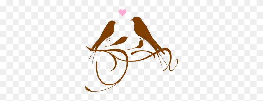 Vintage Love Birds Png Transparent Vintage Love Birds Images - Rust Clipart