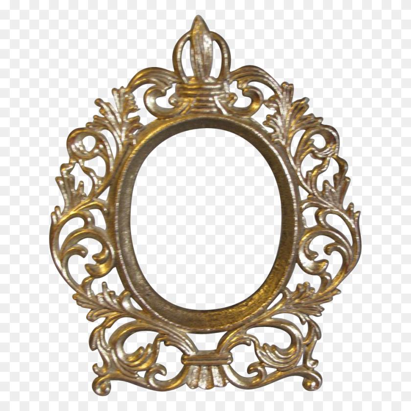 Vintage Oval Frame Png Transparent Vintage Oval Frame Images - Vintage Camera PNG