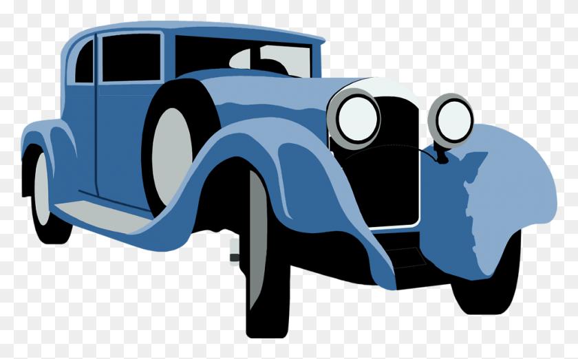 Vintage Vehicle Cliparts - Hot Rod Clipart