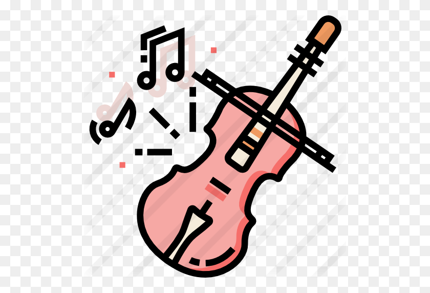 Download violin & bow clipart png photo | TOPpng