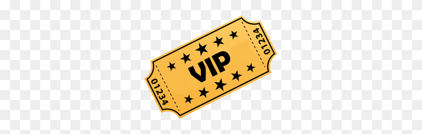 Vip Ticket Png Transparent Vip Ticket Images - Vip PNG