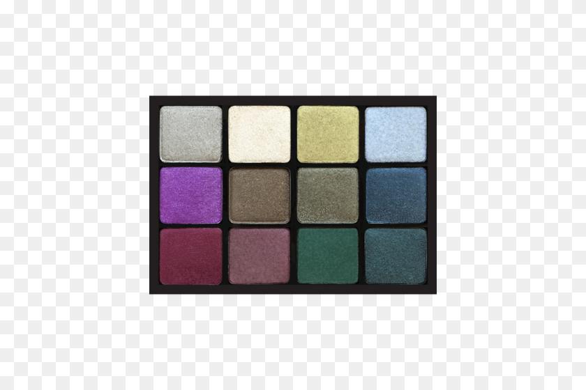 Viseart Eyeshadow Palettes, Bijoux Royal, Palette Alcone Company - Eyeshadow PNG