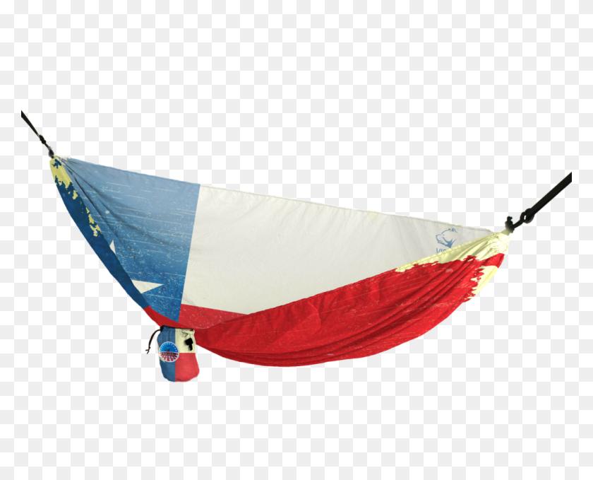 Vista Hammock - Texas Flag PNG