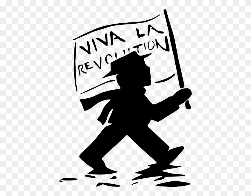 Viva La Revolution Clip Art - Revolution Clipart