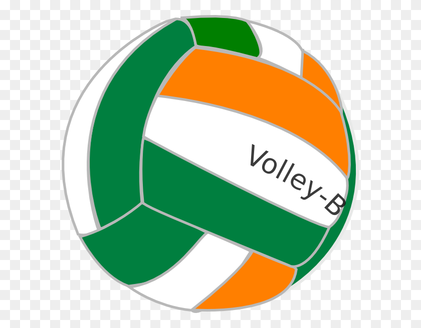 Volley Ball India Clip Art - Volleyball Ball Clipart