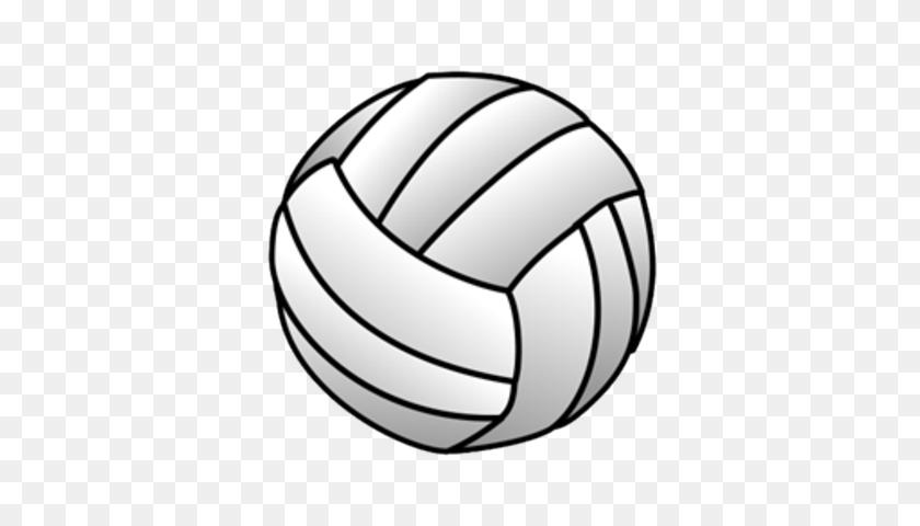 Volleyball Cartoon Clip Art - Volleyball Ball Clipart