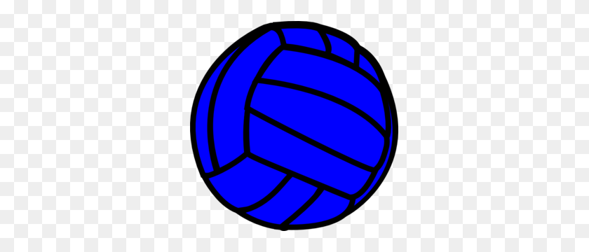 Volleyball Clip Art - Playing Volleyball Clipart