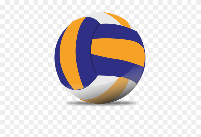 Volleyball Clipart Clear Background - Volleyball Ball Clipart