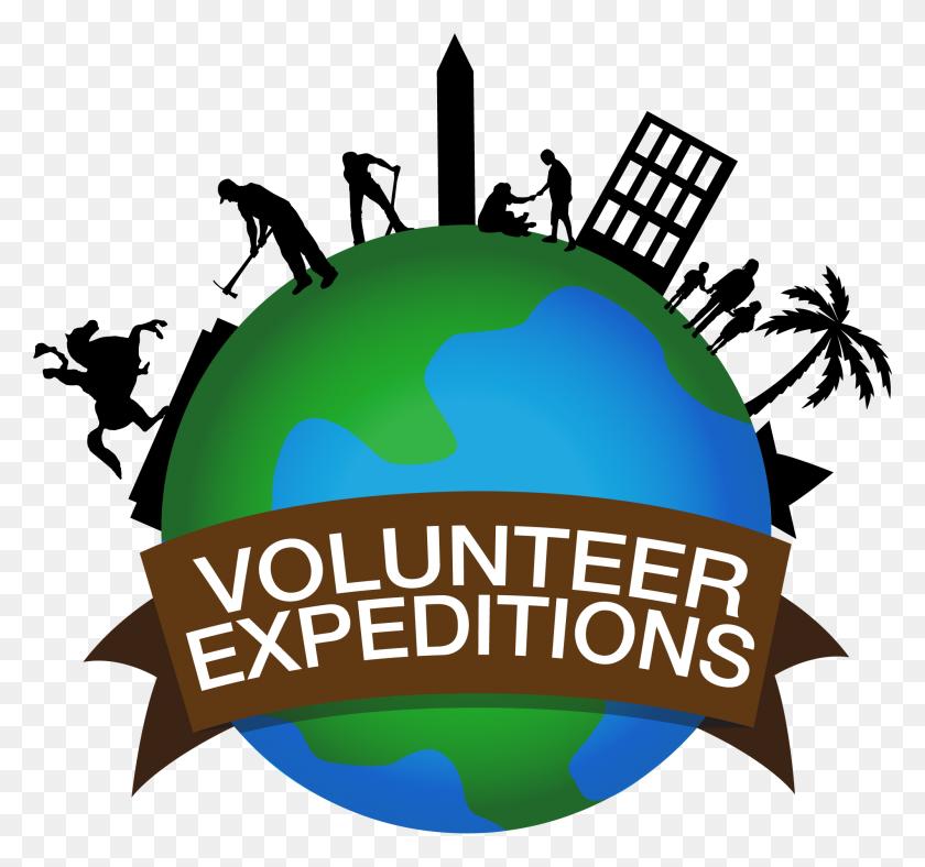 Volunteer Expeditions Amizade - Volunteer Clip Art