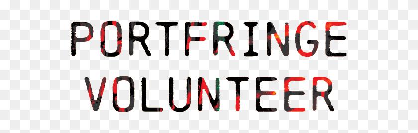 Volunteer Portfringe - Volunteer Clip Art