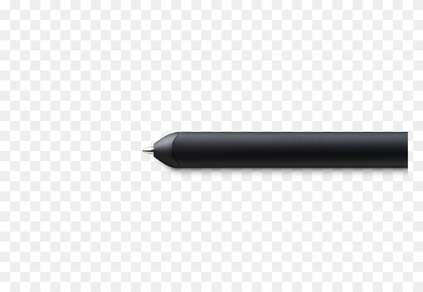 Wacom Ballpoint Pen For Bamboo Folio And Bamboo Slate - Slate PNG