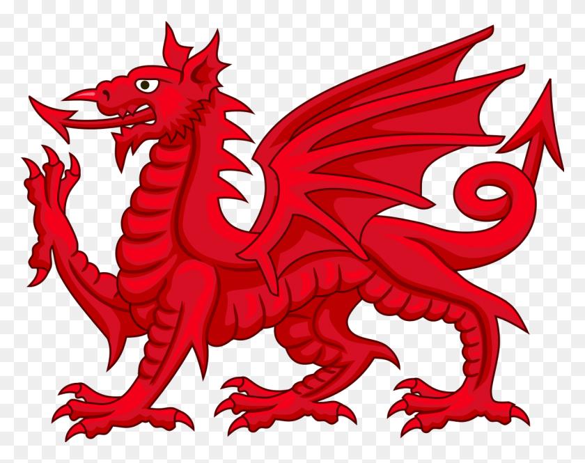 Wales Clipart Welsh Dragon - Dragon Head Clipart