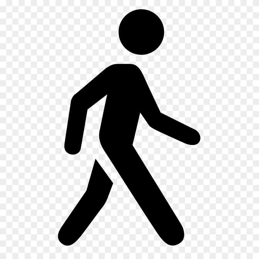 Walking Icon - Person PNG Icon