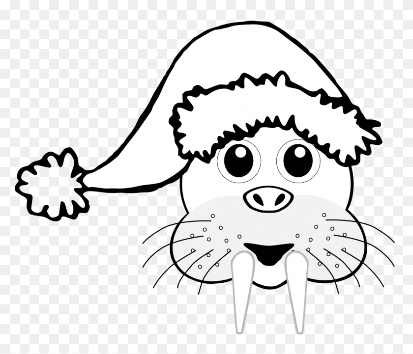 Walrus Clip Art Walrus - Tarzan Clipart