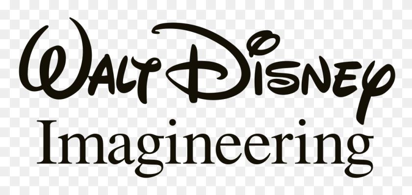 Walt Disney Imagineering Logo - Walt Disney Logo PNG