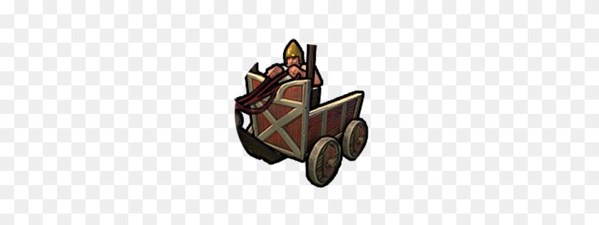 War Cart - Mesopotamia Clip Art