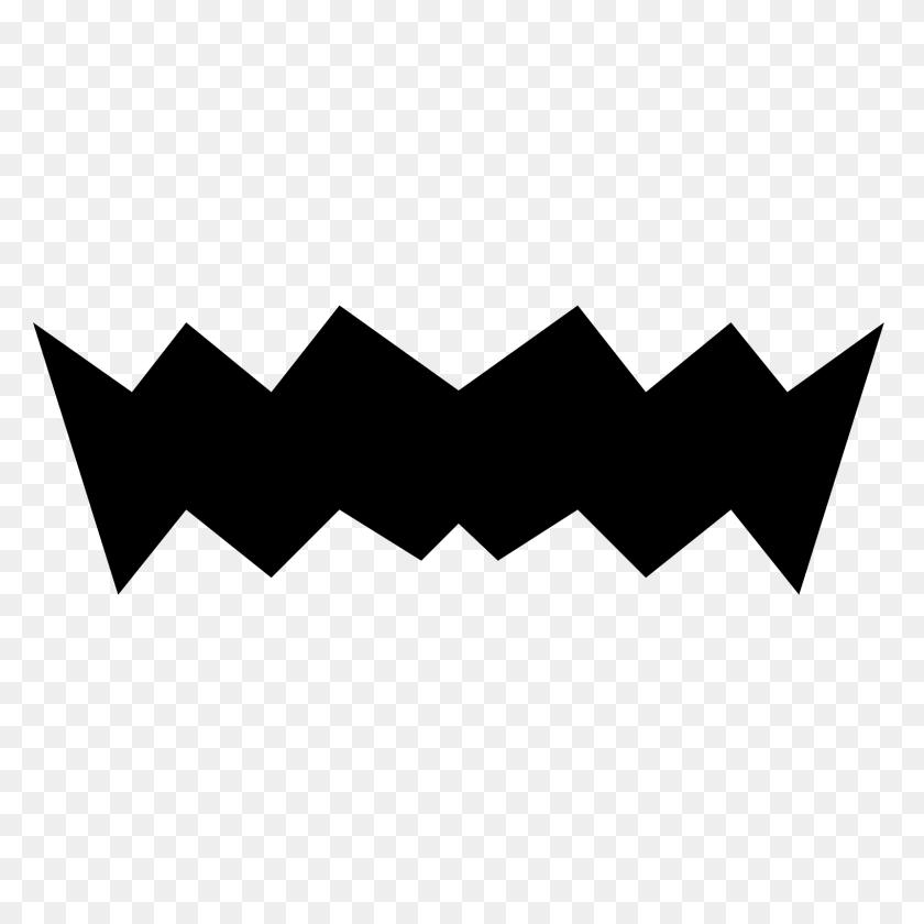 Wario Mustache Filled Icon - Mario Mustache PNG